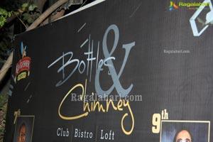 Bottles and Chimney Pub