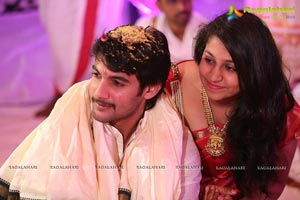 Hero Aadi Wedding