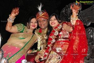 Anupam-Jyothi Wedding