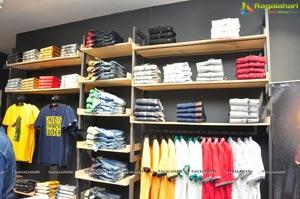 Spykar Store Launch