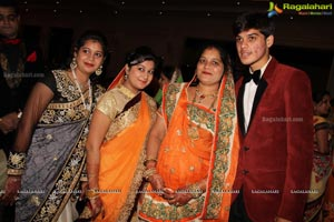 Koyal Chandak Brother Wedding