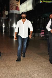 Ram Charan Hyderabad USA