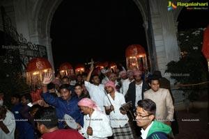 Minhaj Ahmed-Sayeedia Wedding