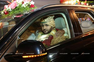 Minhaj Ahmed-Sayeedia Wedding