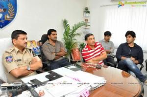 Anti Piracy Press Meet
