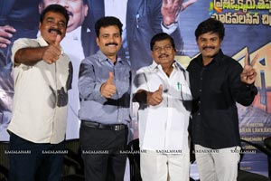 Sapthagiri LLB Press Meet