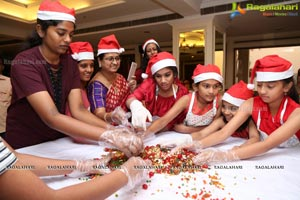 FNCC Christmas Cake Mixing Ceremony