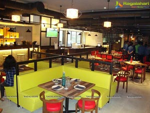 India Bistro Kondapur Hyderabad