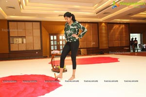 Jahnavi Maganti Attempts For Guinness World Record