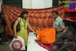 Meghna Mandumula Pochampally IKAT Art Mela
