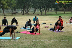 Reebok Power Yoga Session