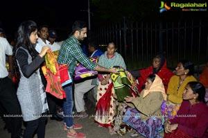 Idhi Maa Premakatha Blankets Donation