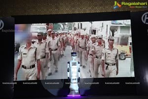 Smart Policing Robot Launch
