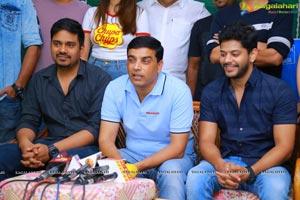 Dil Raju Press Meet About Husharu