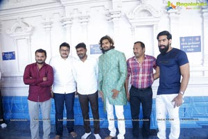 Karthikeya New Film Launch
