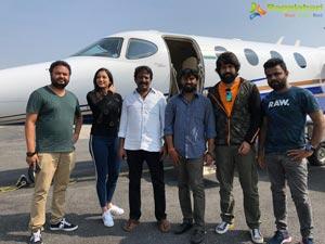 KGF Movie Team Success Tour