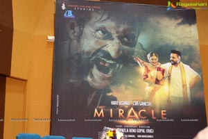 Miracle Movie Poster Launch