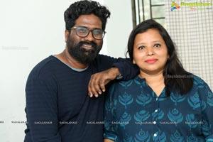 Art Director Ramakrishna and His Wife Monika Interview