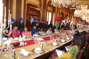 Rashmi Thakur - Vardhan Reddy Wedding Ceremony