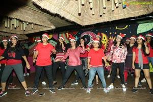 Zumba Christmas Party at Calangoat