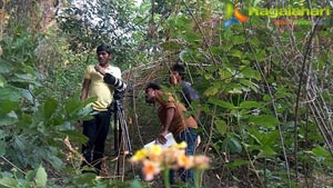 Vanam Working Stills