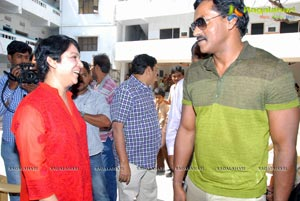 Hero Sunil 2013 Birthday Celebrations
