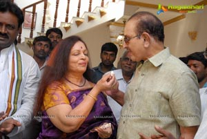 Vijaya Nirmala 2013 Birthday Photos