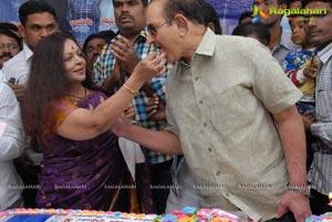 Vijaya Nirmala 2013 Birthday Photos