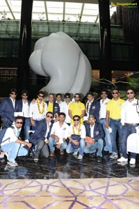 Bhojpuri Dabanggs Team Photos