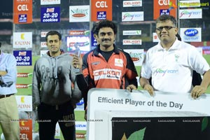CCL 2013 Telugu Warriors Team Won
