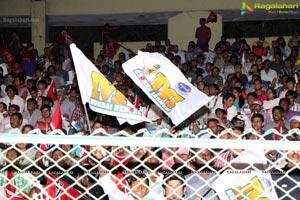 CCL 2013 Telugu Warriors Vs Mumbai Heroes Match Photos
