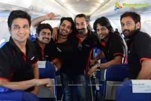 CCL Telugu Warriors Team