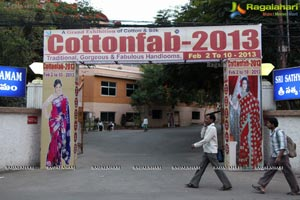 Cotton Fab 2013 Exhibition