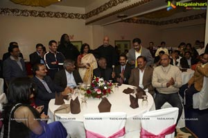 Ilayaraja NJ Banquet Dinner