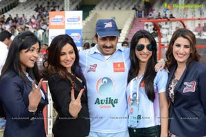 CCL 2013: Kerala Strikers Vs Bhojpuri Dabanggs