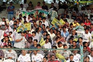 CCL 3: Kerala Strikers Vs Bhojpuri Dabanggs