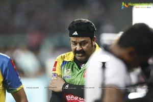 Kerala Strikers Vs Mumbai Heroes - Celebrity Cricket League