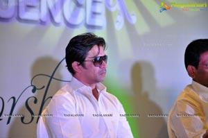Ramraj Cottons White Confluence