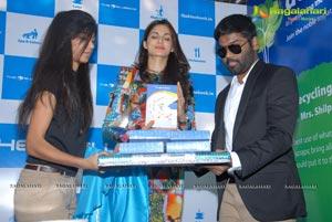 Shilpa Reddy The Bluebook