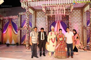 Ankitha-Nikunj Wedding