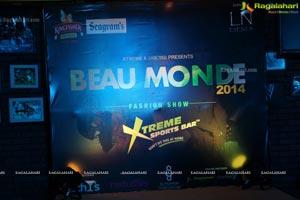 Beau Monde Fashion Show 2014