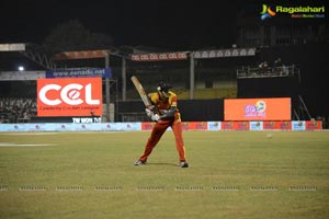 Telugu Warriors Vs Karnataka Bulldozers