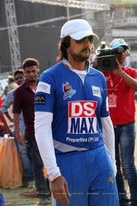 CCL4 Finals Karnataka Bulldozers vs Kerala Strikers Exlusive