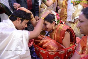 Geetha Madhuri Wedding Photos