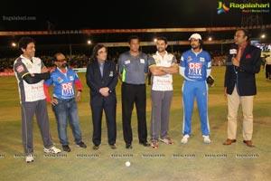 CCL4 Karnataka Bulldozers vs Mumbai Heors Semifinal Exlusive