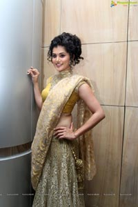 Taapsee Hyderabad Designer Week