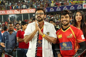 Celebrity Cricket League Season 5 Final Match