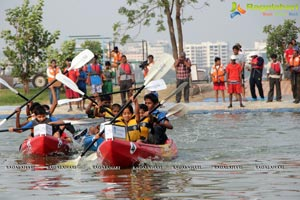 Hyderabad Kayakathon