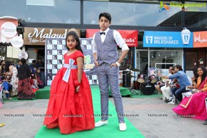Wonder Kids Calendar Fashion Show