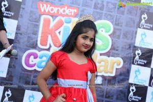 Wonder Kids Calendar Fashion Show